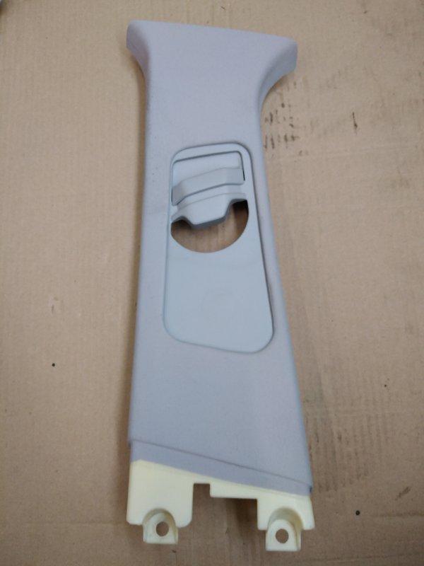 Обшивка стойки кузова Bmw 3-Series E46 N46B20 2004 левая верхняя