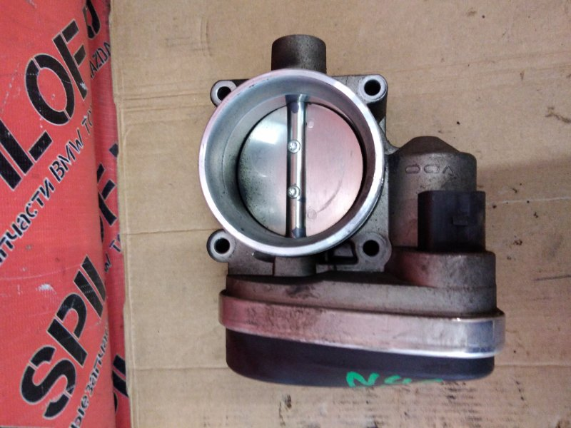 Заслонка дроссельная Bmw 3-Series E46 N46B20 2004