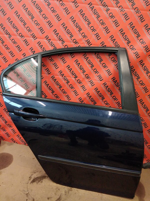 Дверь боковая Bmw 3-Series E46 N46B20 2004 задняя правая