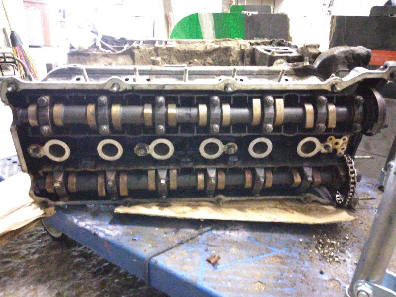 Двигатель Bmw X5-Series E53 M54B30 2001