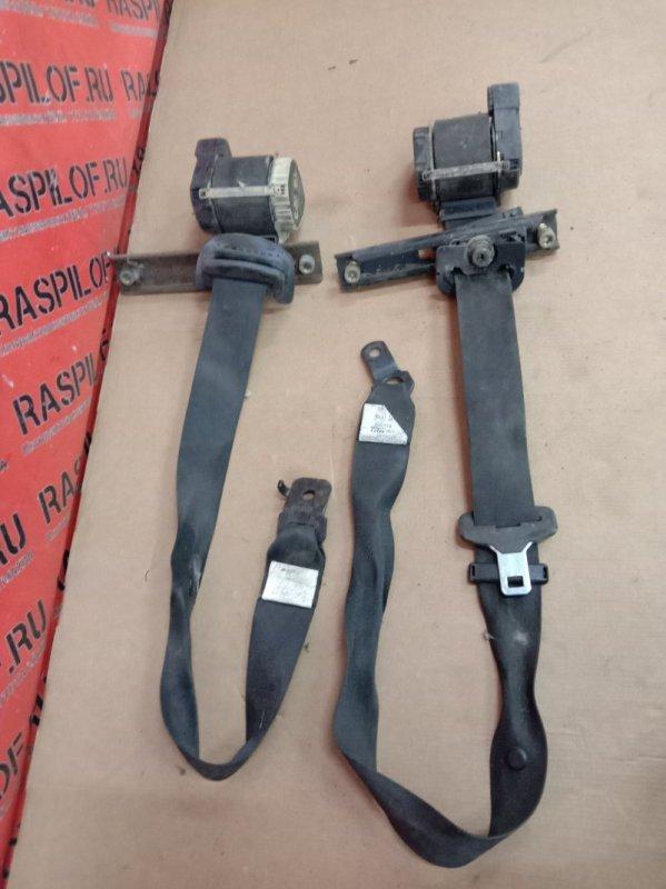 Ремень безопасности Bmw X5 E53 M54B30 2005 задний