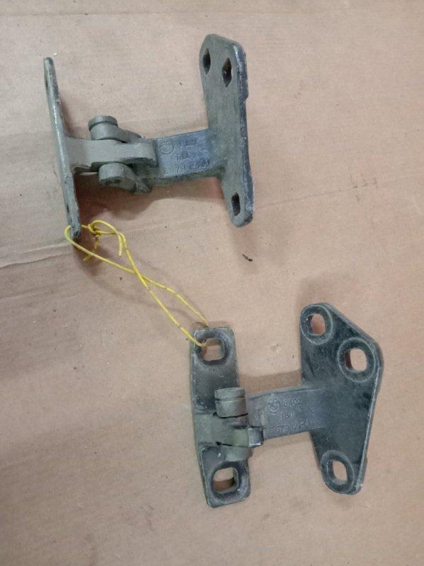 Петля двери Bmw X5-Series E53 M54B30 2005 нижняя