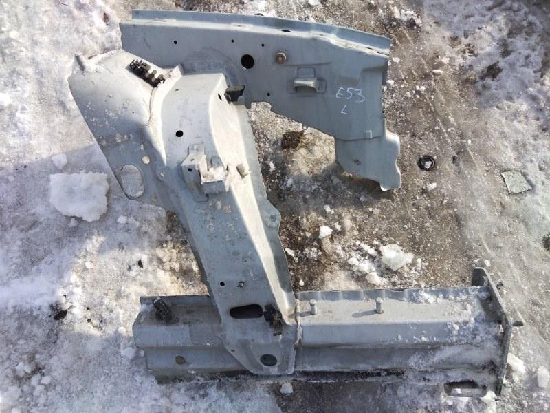 Лонжерон Bmw X5 E53 M62B44 2002 передний левый
