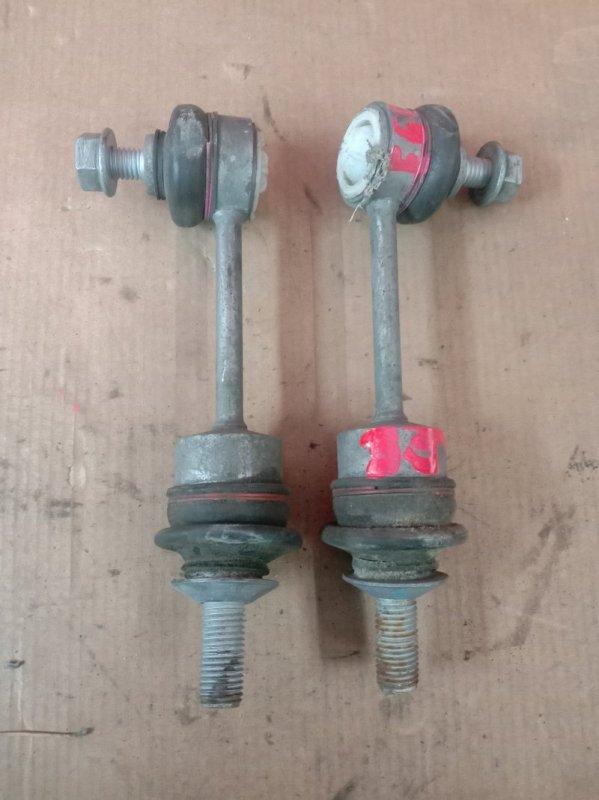 Линк стабилизатора Bmw 5-Series E60 M54B30 2005 задний