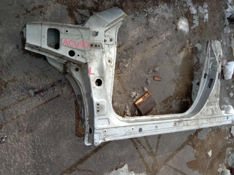 Порог Toyota Camry ACV40 2AZ-FE 2007 левый