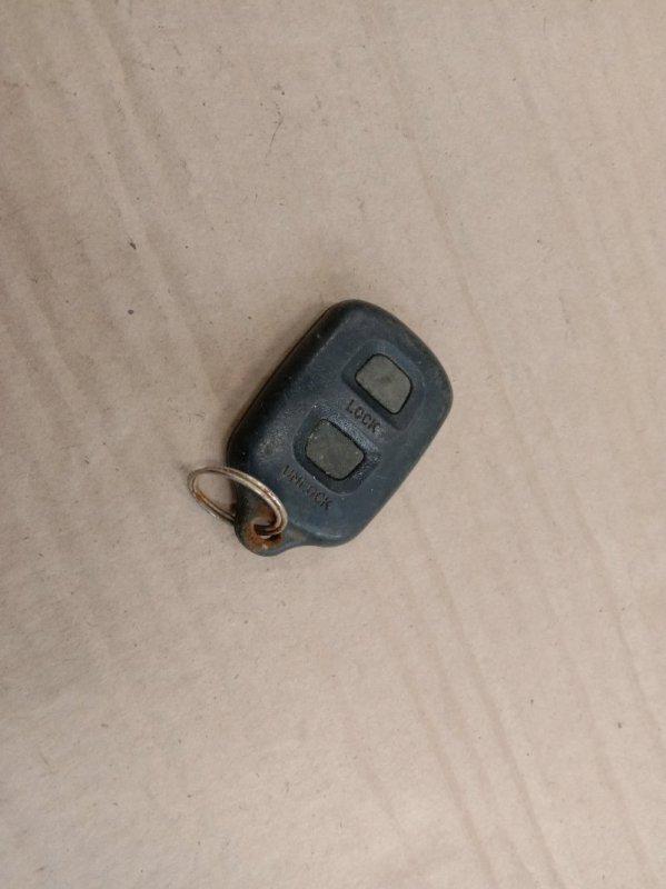 Ключ Toyota Corolla Fielder ZZE123 2ZZ-GE 2003