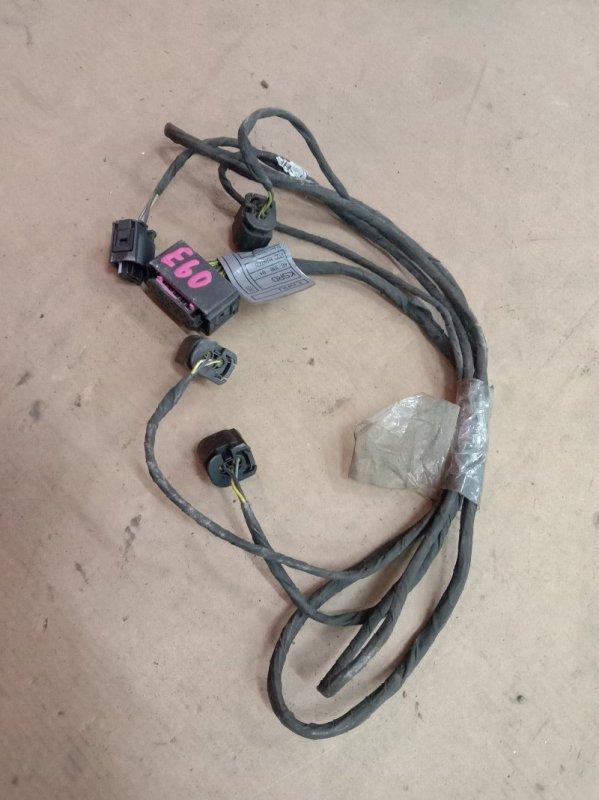 Электропроводка Bmw 5-Series E60 M54B30 2005 задняя