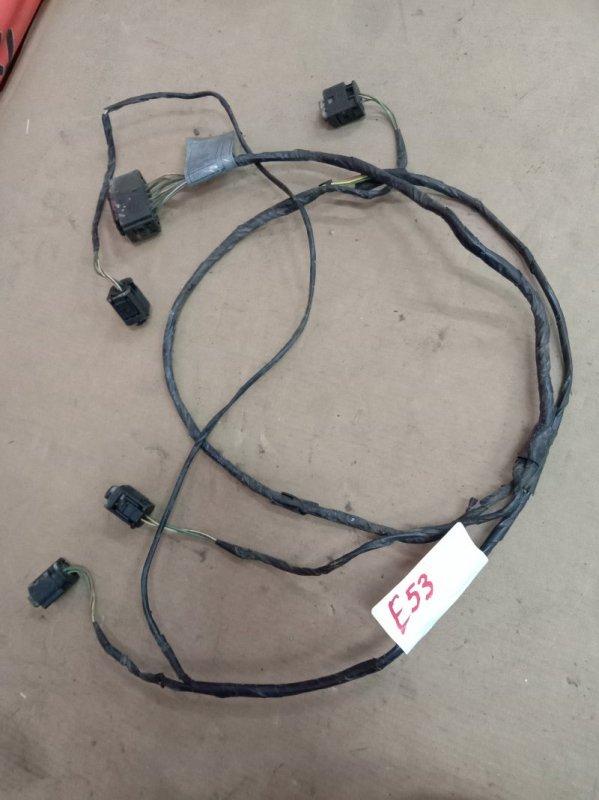 Электропроводка Bmw X5-Series E53 M62B44 2002 передняя
