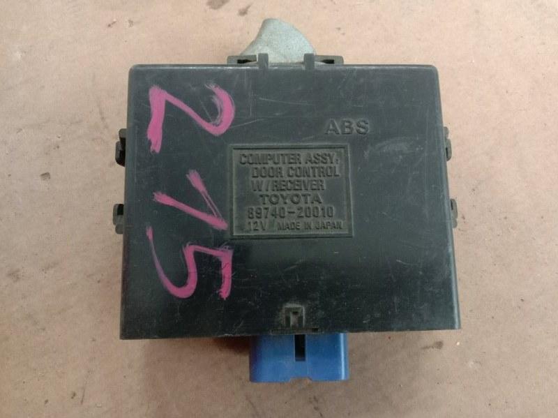 Блок управления Toyota Caldina ST215 3S-GE 2001