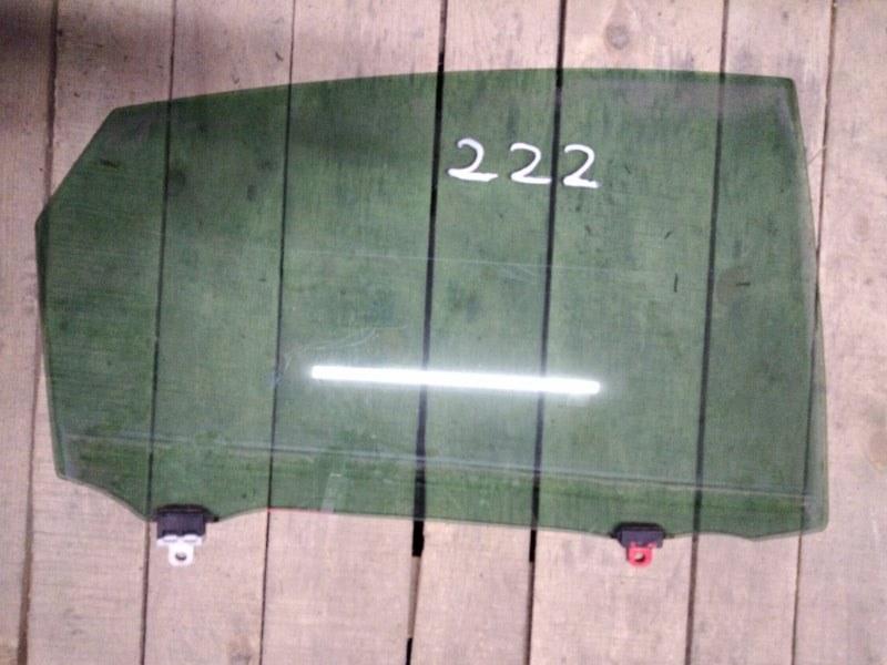 Стекло боковое Toyota Prius ZVW30 2ZR-FXE 2010 заднее правое