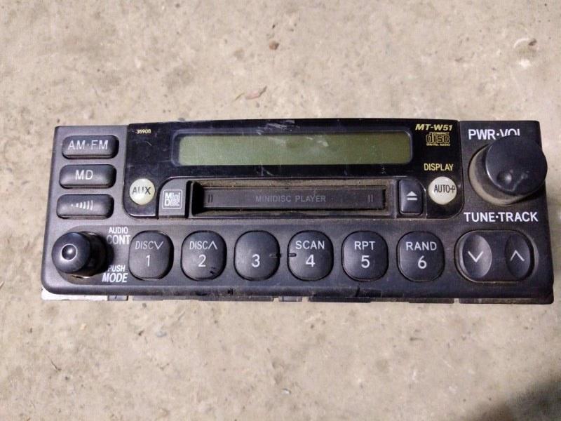 Магнитола Toyota Probox NCP55 1NZ-FE 2004