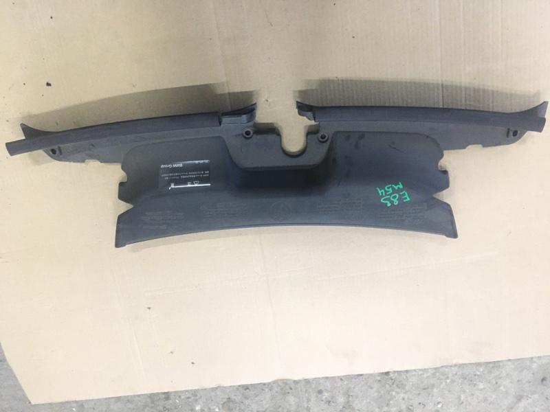 Пластиковая защита Bmw X3 - Series E83 M54B30 2005