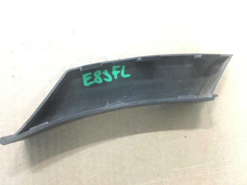 Накладка на крыло Bmw X3 - Series E83 M54B30 2005 передняя левая