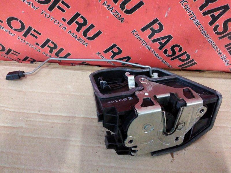 Замок дверной Bmw X3 - Series E83 M54B30 2005 передний правый