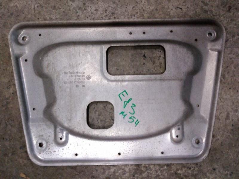 Защита двс Bmw X3 - Series E83 M54B30 2005