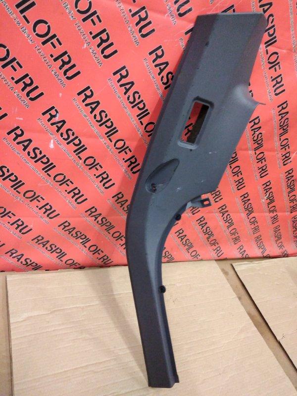 Обшивка багажника Bmw X3 - Series E83 M54B30 2005 задняя левая
