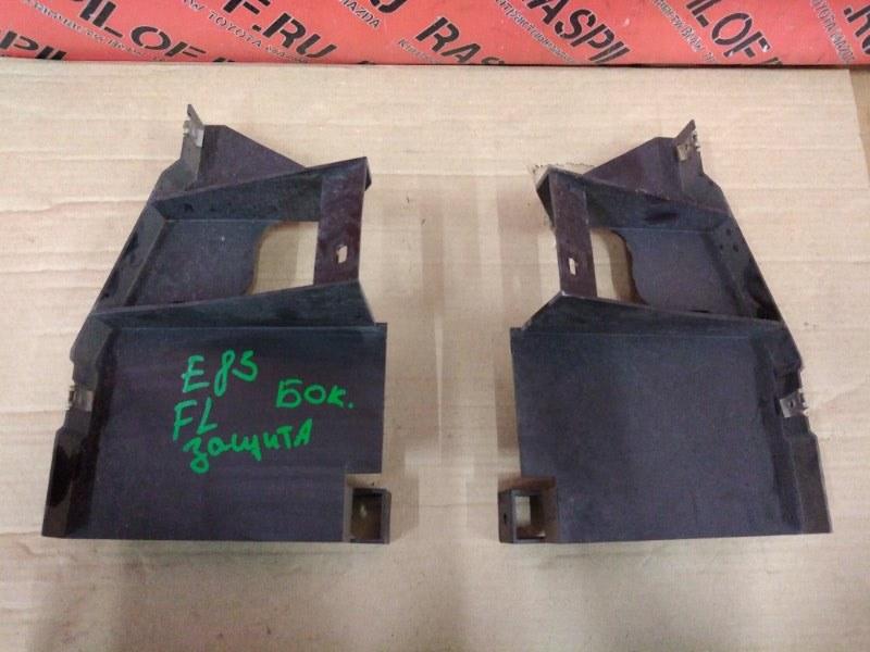 Пластиковая защита Bmw X3 - Series E83 M54B30 2005 передняя
