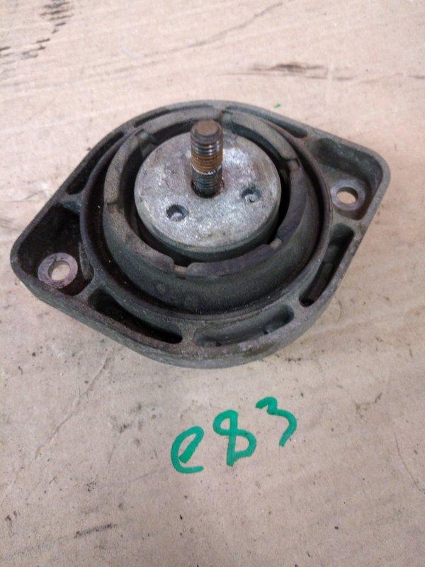 Подушка двигателя Bmw X3 - Series E83 M54B30 2005 левая