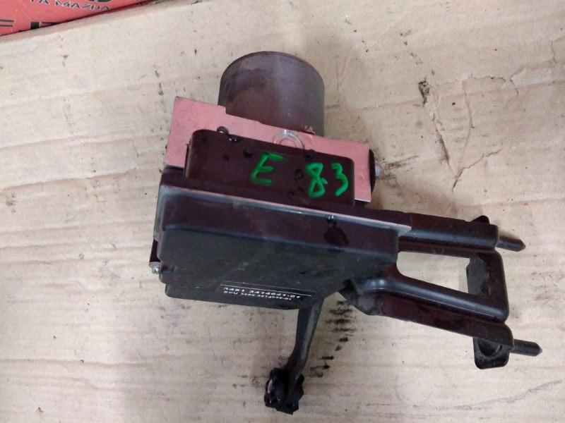 Блок abs Bmw X3 - Series E83 M54B30 2005