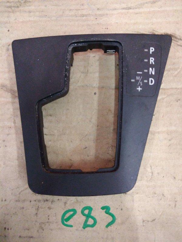 Обводка кпп Bmw X3 - Series E83 M54B30 2005
