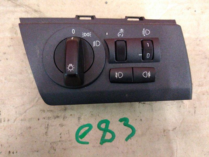 Переключатель света Bmw X3 - Series E83 M54B30 2005