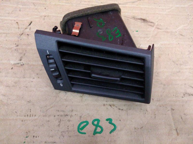 Дефлектор воздушный Bmw X3 - Series E83 M54B30 2005 правый