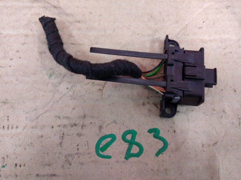 Obd Bmw X3 - Series E83 M54B30 2005