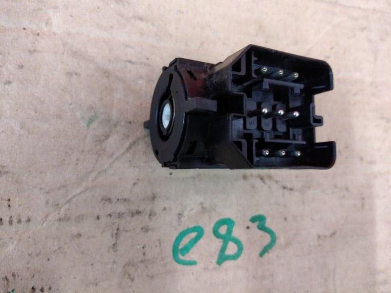 Замок зажигания Bmw X3 - Series E83 M54B30 2005