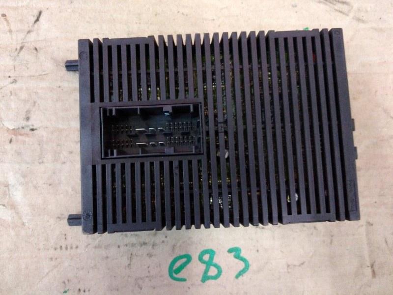 Блок управления светом Bmw X3 - Series E83 M54B30 2005