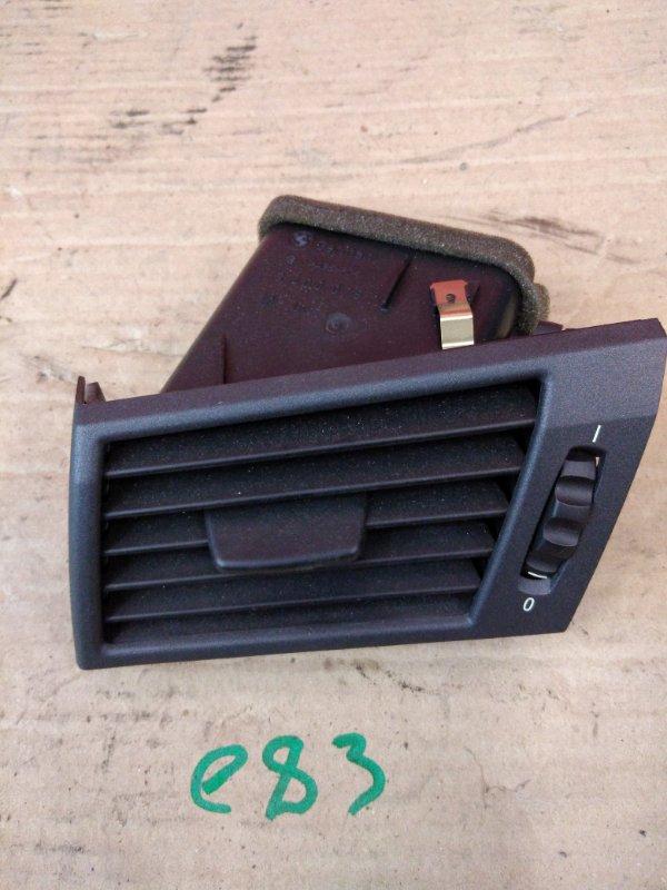 Дефлектор воздушный Bmw X3 - Series E83 M54B30 2005 левый
