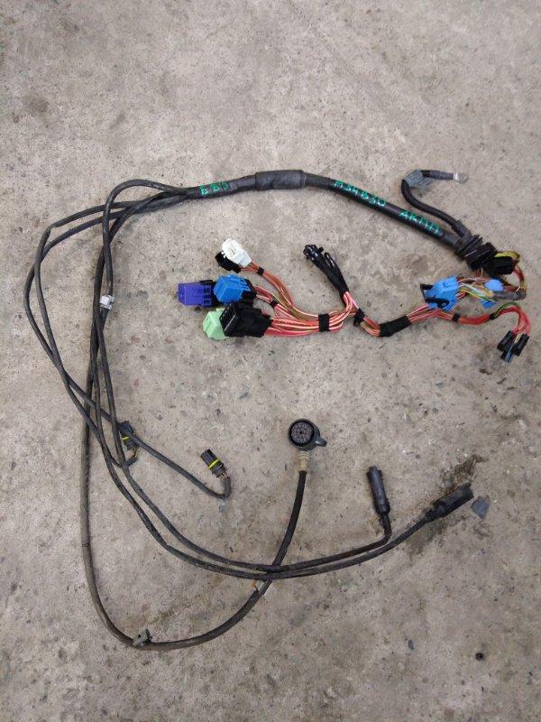 Электропроводка Bmw X3 - Series E83 M54B30 2005