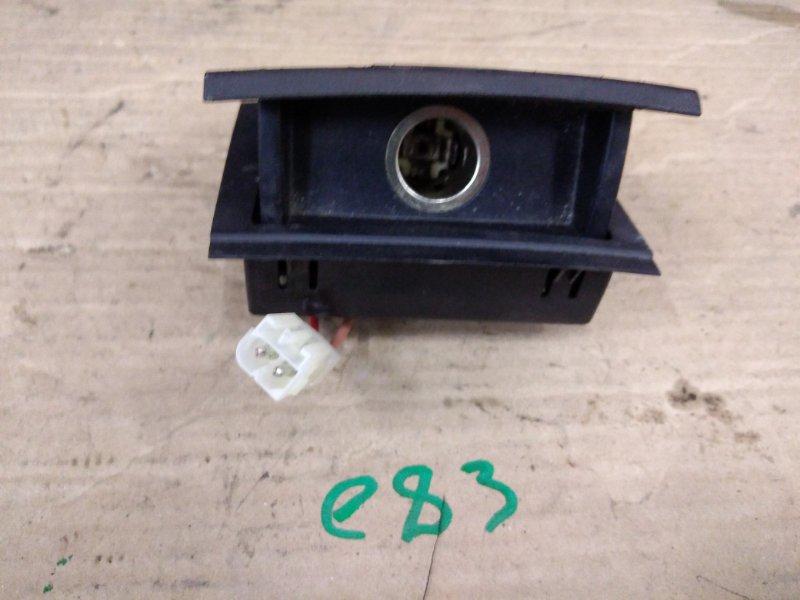 Прикуриватель Bmw X3 - Series E83 M54B30 2005 задний