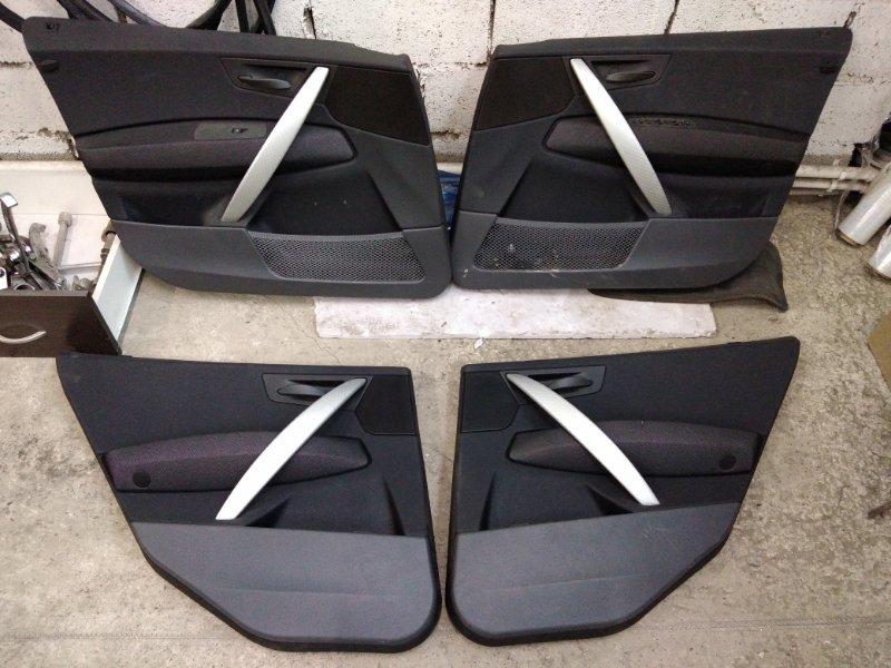 Обшивка двери Bmw X3 - Series E83 M54B30 2005