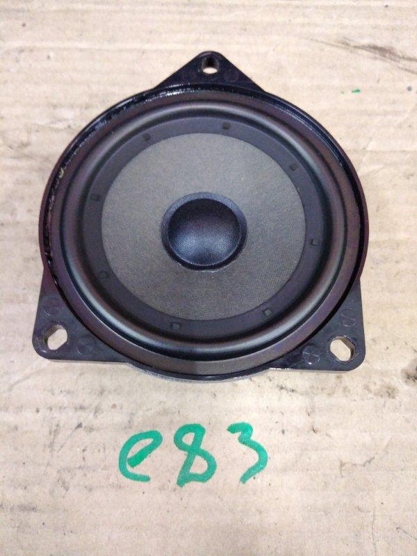 Динамик Bmw X3 - Series E83 M54B30 2005 передний левый