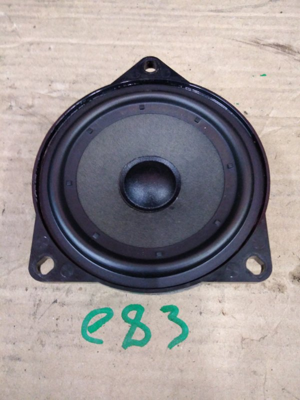 Динамик Bmw X3 - Series E83 M54B30 2005 передний правый