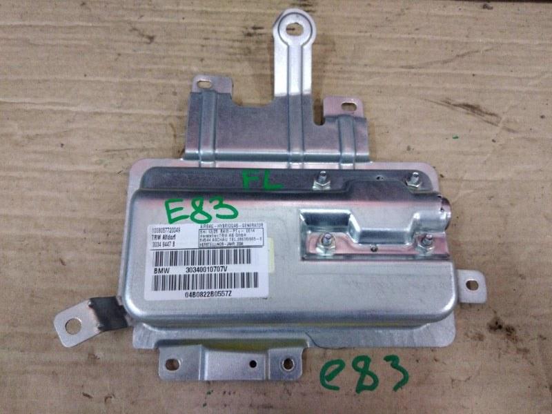Аирбаг Bmw X3 - Series E83 M54B30 2005 передний левый