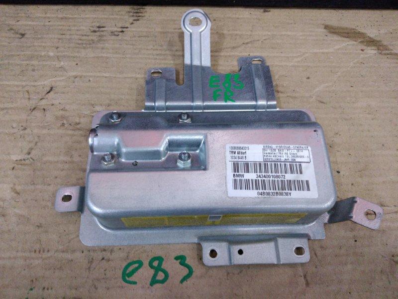 Аирбаг Bmw X3 - Series E83 M54B30 2005 передний правый