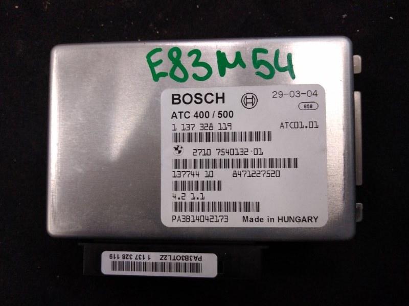 Блок управления Bmw X3 - Series E83 M54B30 2005