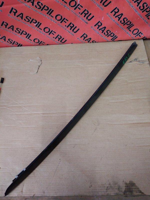 Молдинг лобового стекла Bmw X3 - Series E83 M54B30 2005 левый