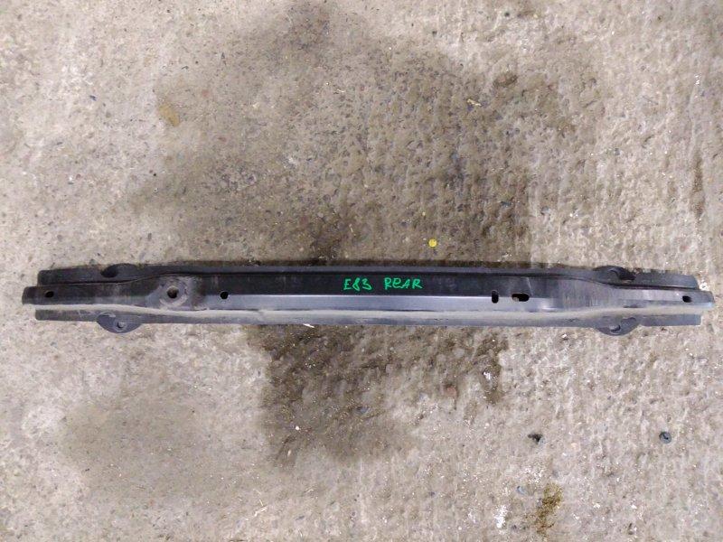 Усилитель бампера Bmw X3 - Series E83 M54B30 2005 задний