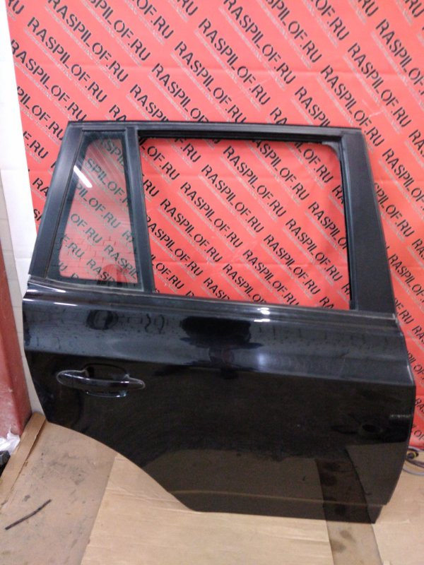 Дверь боковая Bmw X3 - Series E83 M54B30 2005 задняя правая