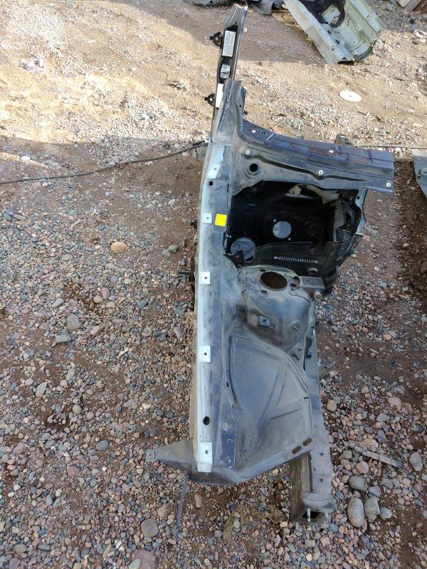 Лонжерон Bmw X3 - Series E83 M54B30 2005 передний правый