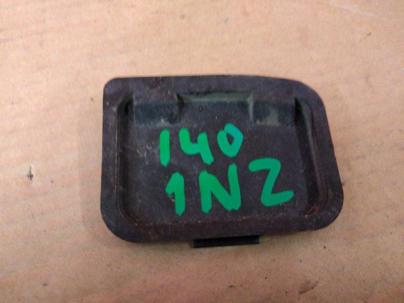Заглушка Toyota Corolla Axio NZE144 1NZ-FE 2010