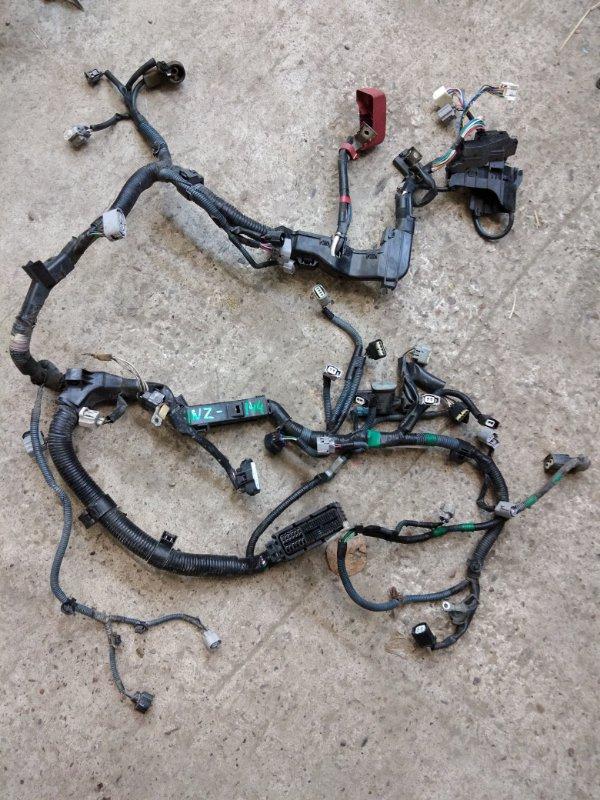 Электропроводка Toyota Corolla Axio NZE144 1NZ-FE 2010