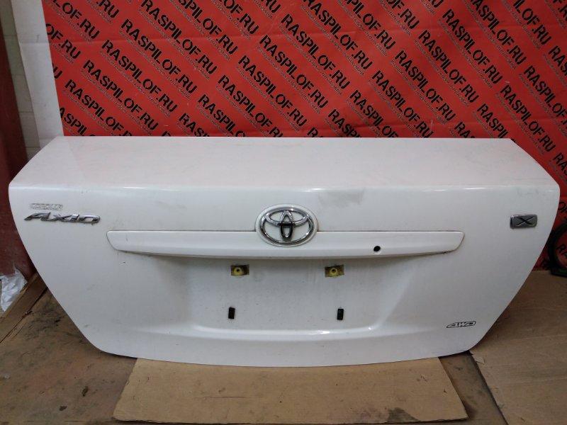Крышка багажника Toyota Corolla Axio NZE144 1NZ-FE 2010