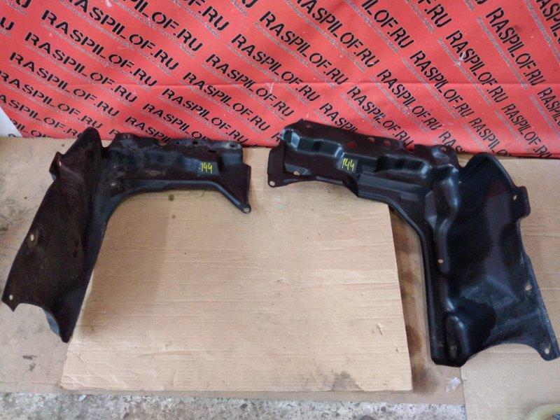 Защита двс Toyota Corolla Axio NZE144 1NZ-FE 2010