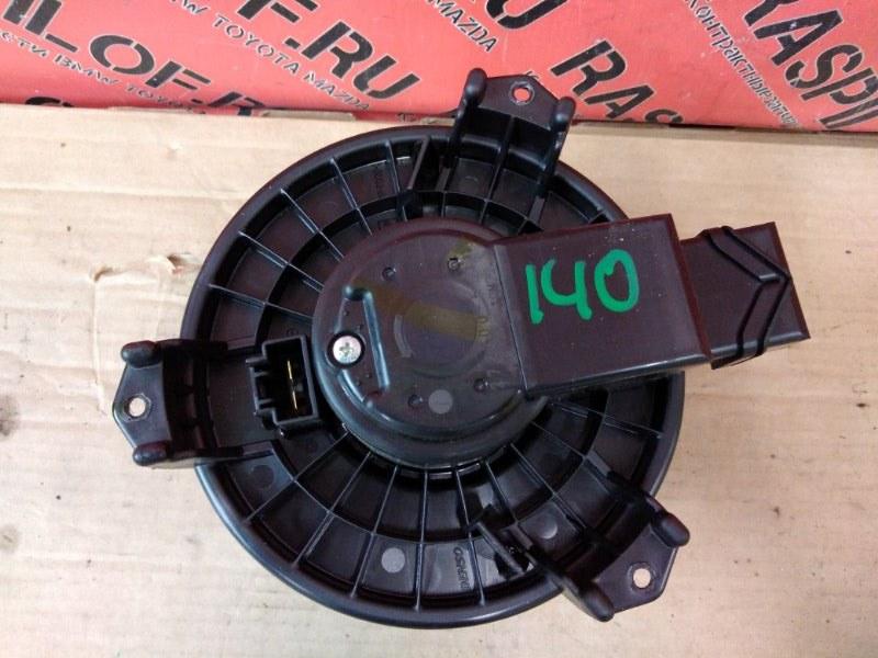 Вентилятор печки Toyota Corolla Axio NZE144 1NZ-FE 2010