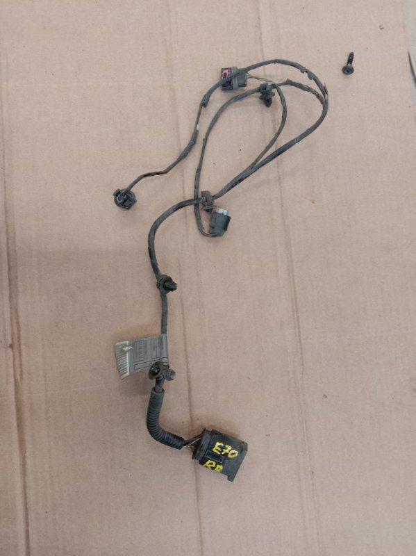 Электропроводка Bmw X5-Series E70 N52B30 2007 задняя