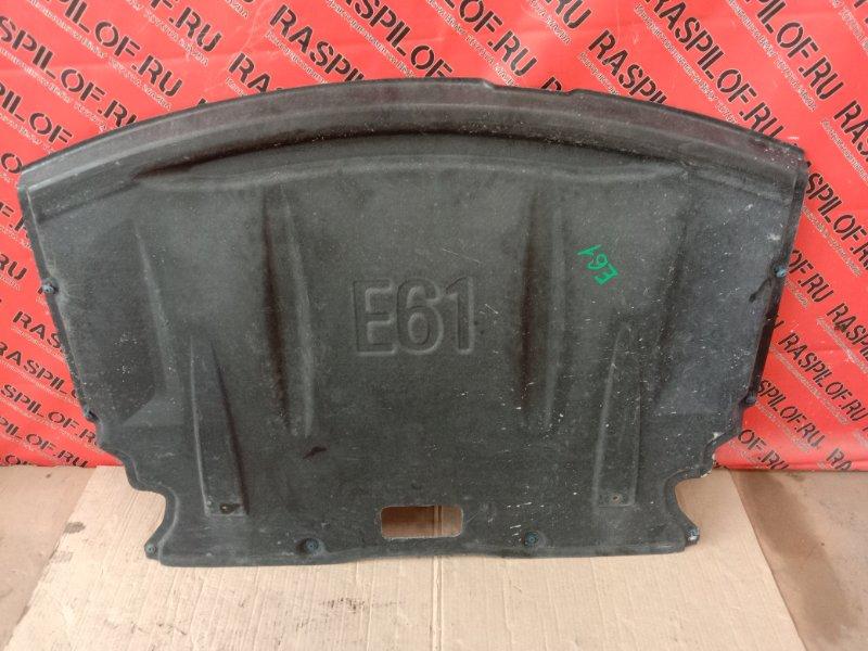 Защита двс Bmw 5-Series E60 N52B30 2005