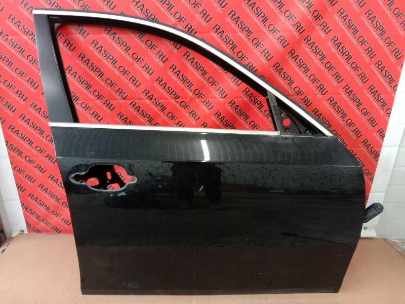 Дверь боковая Bmw 5-Series E60 N52B30 2005 передняя правая